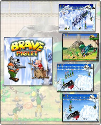 Brave Piglet Game Description