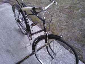 1960 39 s hercules city bike. Black Bedroom Furniture Sets. Home Design Ideas