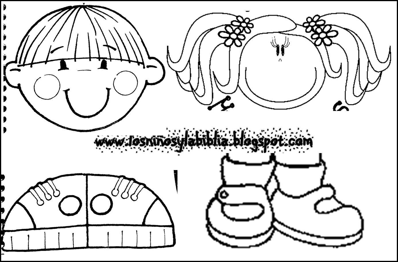 """Dibujo De La Palabra Otoño Para Colorear Con Los Niños: Los Niños Y La Biblia: Campaña: """"Ama A Tu Prójimo"""" Por El"""