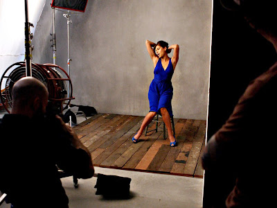 Eva Mendes glamor shots