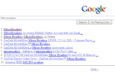 Google Search ie