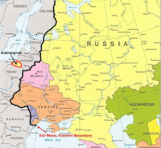 Kaliningrad Russia S Restive Exclave Geocurrents