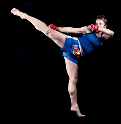 Amanda's Thai Kick Boxing Photos