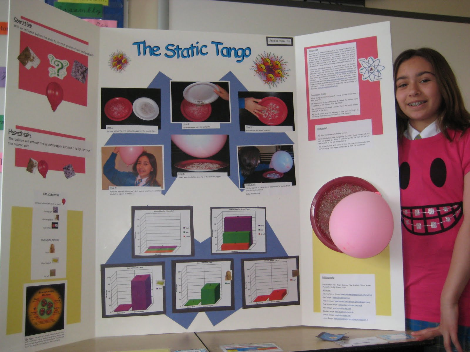 Science Fair project help me please?