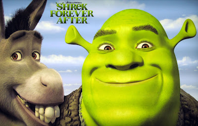 Shrek Forever After La película