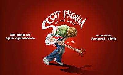 Scott Pilgrim vs the World movie