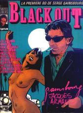 black out armand gainsbourg