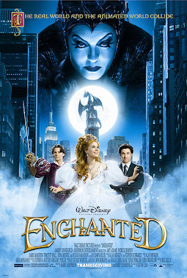 Walt Disney Enchanted Movie