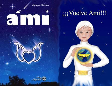 MONTAÑA VERDE: Resumen del Libro Ami el niño de las estrellas