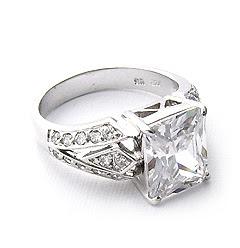 anel+prata+zircone Prata pra que te quero...