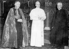 ピオ十二世とルフェーブル大司教様