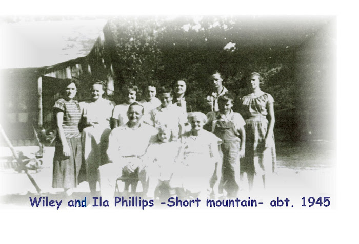 Phillips Family
