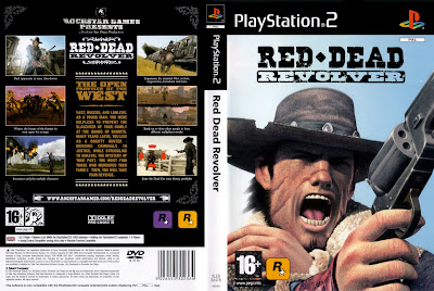 Rough And Tumble >> 12T2 - Videogames (Institutions & Audiences): George Marino - Jace Exton on Red Dead: Revolver