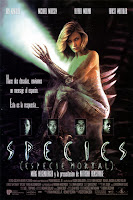 Species (Especie mortal) (1995) online y gratis