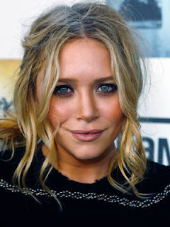Mary Kate Olsen Lovely Hairstyle