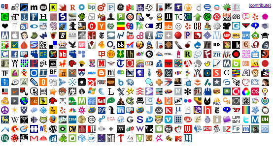 Favicon Format  ....ico Images
