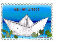 mail art Greece