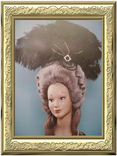 Madame de Pompadour (1745,1771)Louis IV Favorite Lady La marquise de Pompadour, née Antoinette Poisson, devint la favorite de Louis XV en 1745.