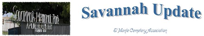 Savannah Pioneer Cemetery
