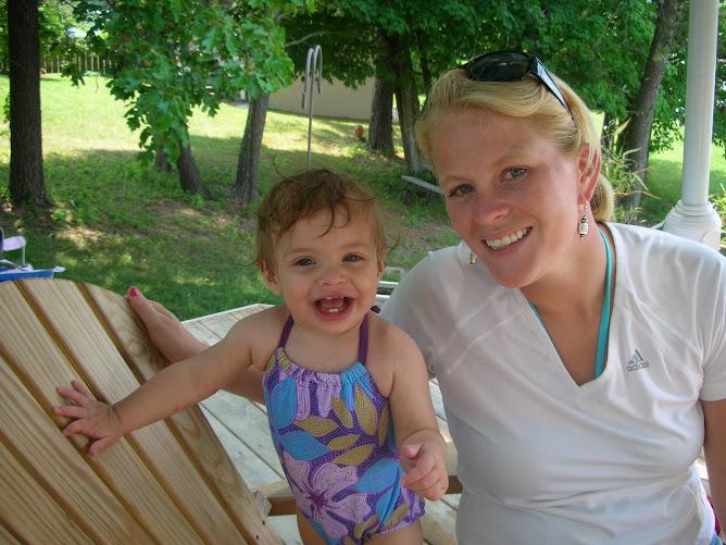 Lilli and Aunt Lynzi
