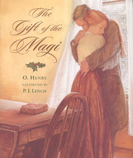A Gift For Christmas Story.Mission Esl Computer Lab The Gift Of The Magi By O Henry
