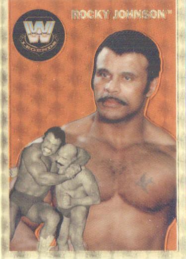 "The Original Rock....Rocky ""Soulman"" Johnson"