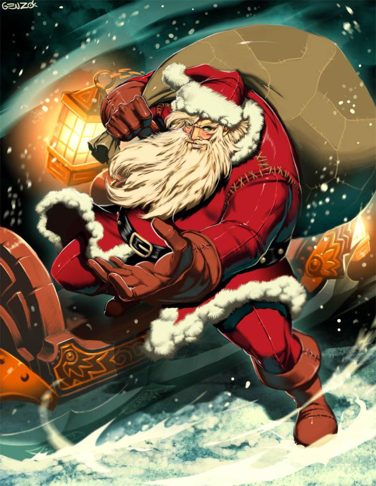 Renegade Santa Clause
