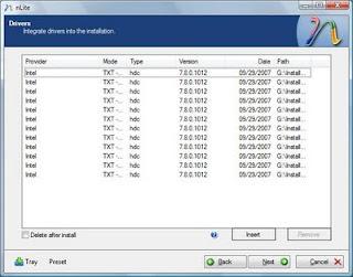 MEMBUAT SLIPSTREAM DENGAN INTEL SATA AHCI WINDOWS XP DRIVER DOWNLOAD