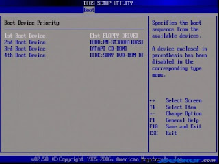 Setting BIOS for Windows Installation | Driver and Software