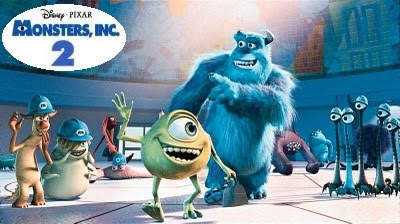 Monsters Inc Movie Sequel