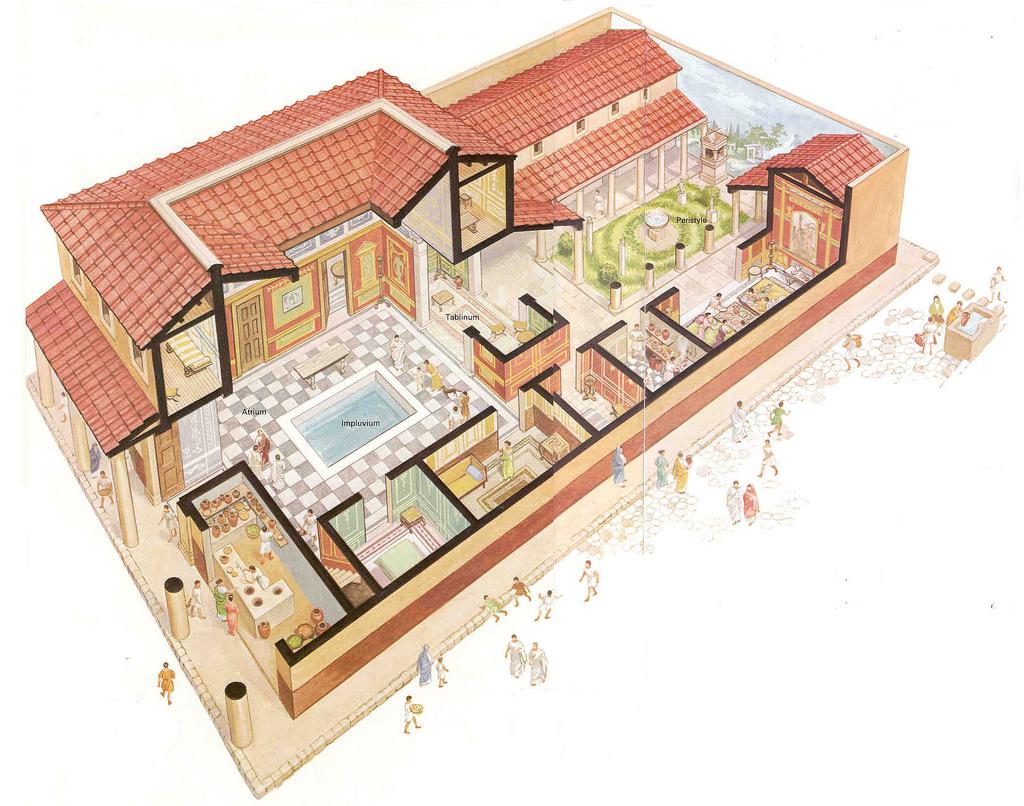 cl sicas 2 0 la casa romana