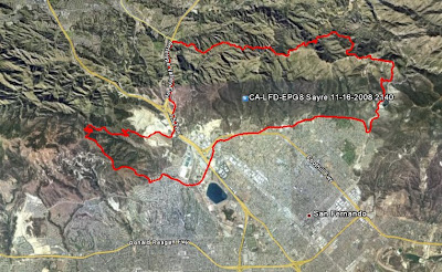 Fire Map In Southern California.Update On Southern California Fires November 17 Wildfire Today