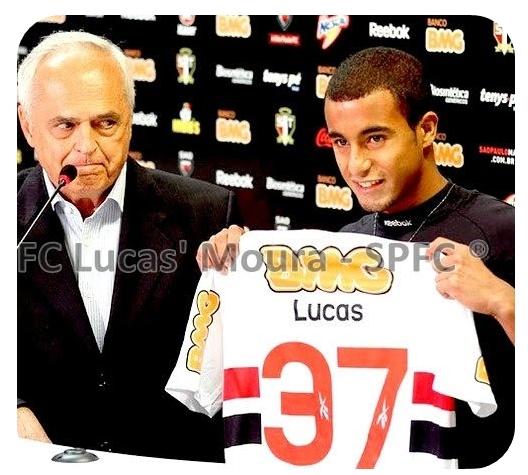Blog Oficial Lucas Moura