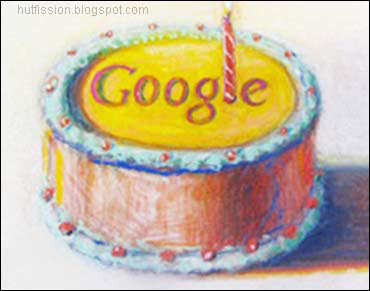 Fashion Celebrity Google Celebrating 12th Birthday
