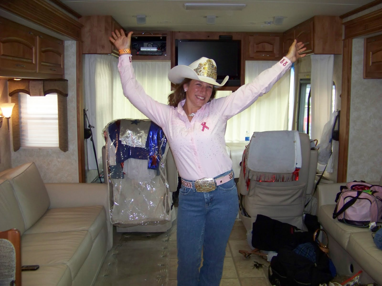 Miss Eugene Pro Rodeo July 2010