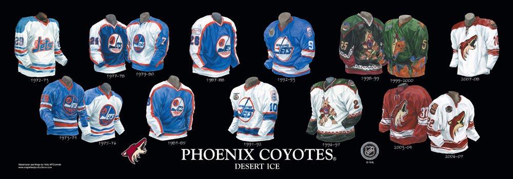 Arizona Coyotes - Franchise 029c1c40d