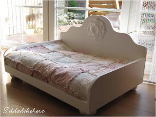 tildadekoherz hundebett. Black Bedroom Furniture Sets. Home Design Ideas