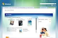 Bildschirmfoto Microsoft-Wettbewerb