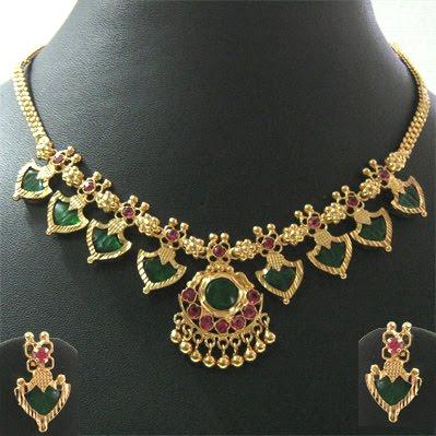 Tradtional Jewelry Of India Kerala Jewelry
