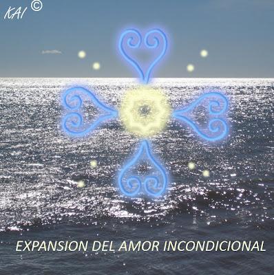 Expansión del amor incondicional
