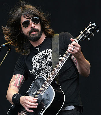 Foo Fighters Dave Grohl Rock God Legends Nirvana Band Rock Music | Campaign Cornwall Crowdfunder Crowdfund Live Music | The Valley Resort Carnon Downs Truro Falmouth