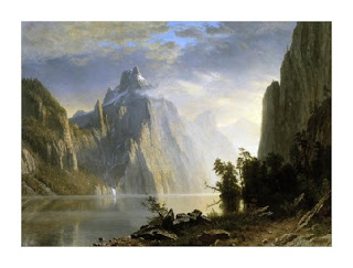 a biography of albert bierstadt and his work among the sierra nevada mountains Albert bierstadt - rocky mountains  among the bernese alps  bierstadt is particularly known for his paintings of north american mountain ranges,.