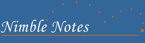Nimble Notes