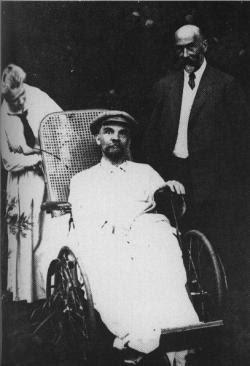 Ленин и зиновьев гомосексуалисты