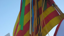 Bandera amb cintes