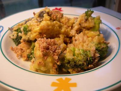 Rice broccoli cheese casserole recipes