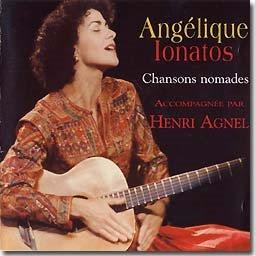 Angélique Ionatos: Chansons nomades