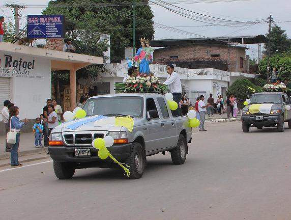 FIESTAS PATRONALES DE FRAILE PINTADO
