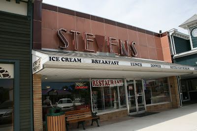 Northern michigan experience dawson stevens classic 50 for 50 s diner exterior