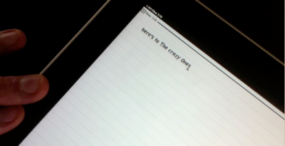 Newton OS Running on iPhone Thanks to Einstein Emulator [Video]